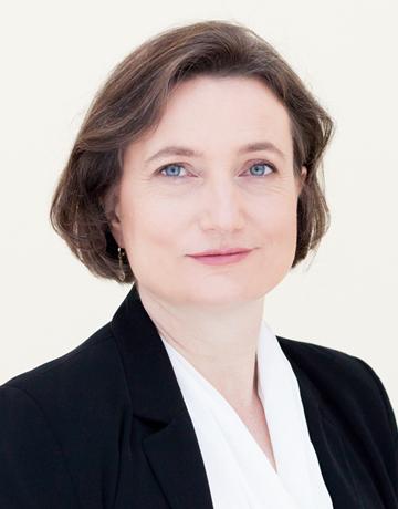 Portrait Antje Böhlmann-Balan