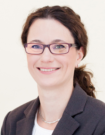 Portrait Dr. Manuela Herms